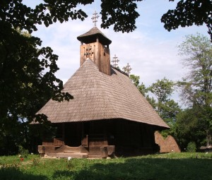 18th Century Romanian Orthodox Chapel