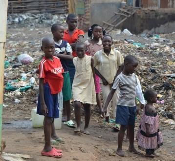 + Uganda slums
