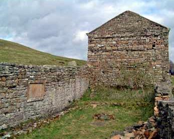 Ruins of Smarber Chapel