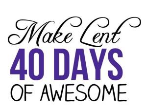 Make-Lent-Awesome