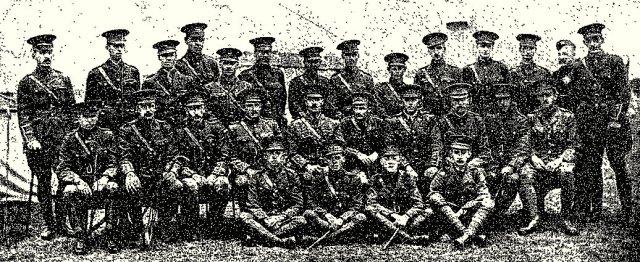 Womersley Group WW1