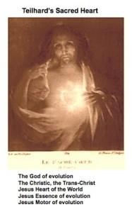 Teilhard's Sacred Heart 2