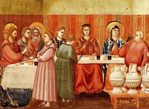 14 GIOTTO THE WEDDING AT CANA FRESCO