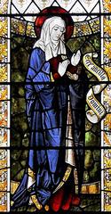 Mary annunciation B G