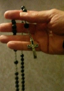 The rosary of my grandfather - Joseph Cockayne