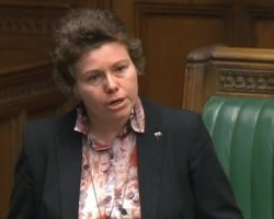 Susan Elan Jones asking about Pastoral Care of LGBT people