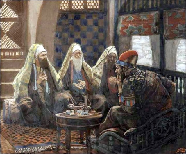 tissot-the-magi-in-the-house-of-herod