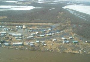 Kwethluk, Olga's remote home in Alaska