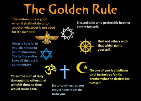 Challenging hypocrisy with the Golden Rule | St Chrysostom's ...